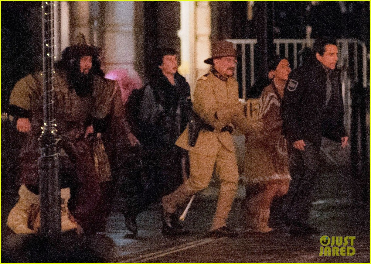 ben stiller robin williams take on london for night at the museum 3 013043445