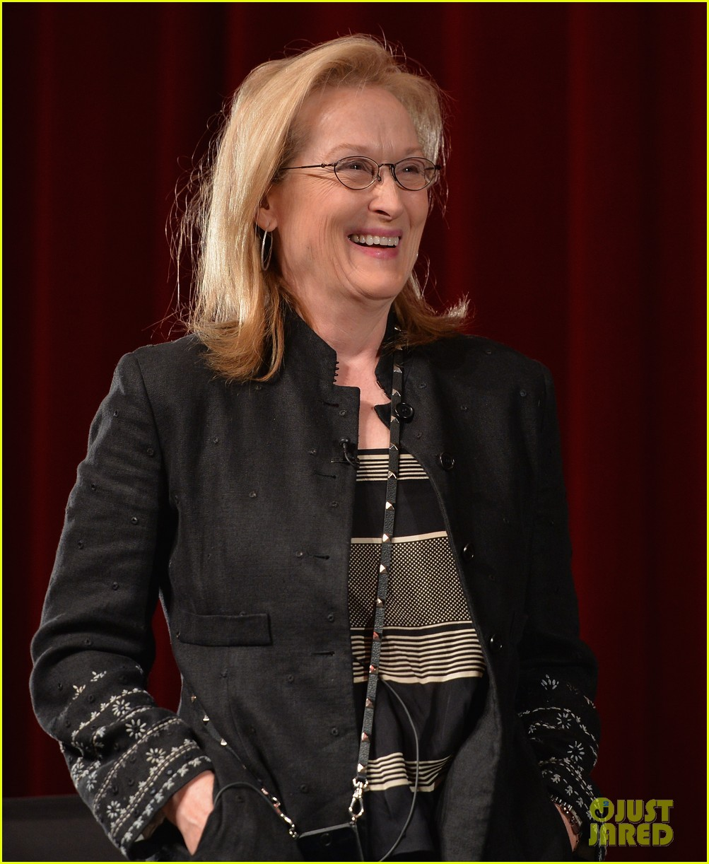 meryl streep august osage county l a screening 063023560