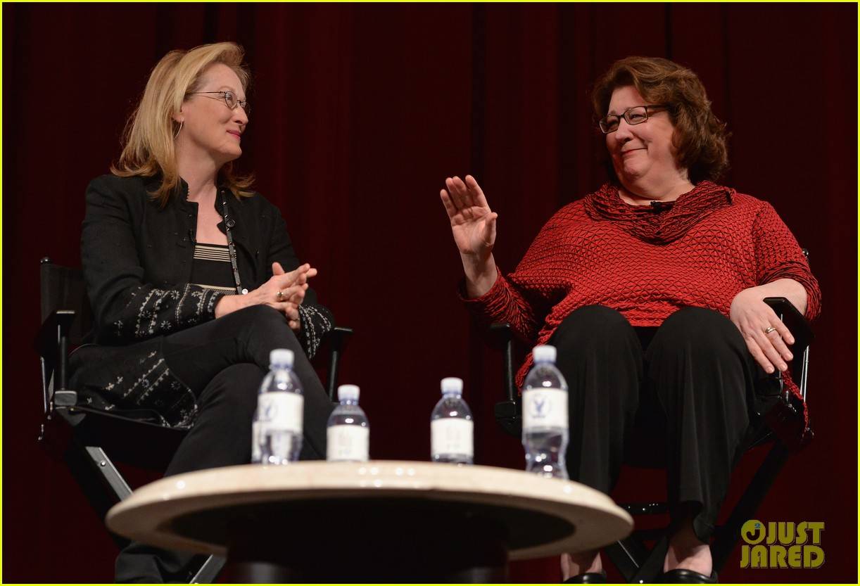 meryl streep august osage county l a screening 113023565