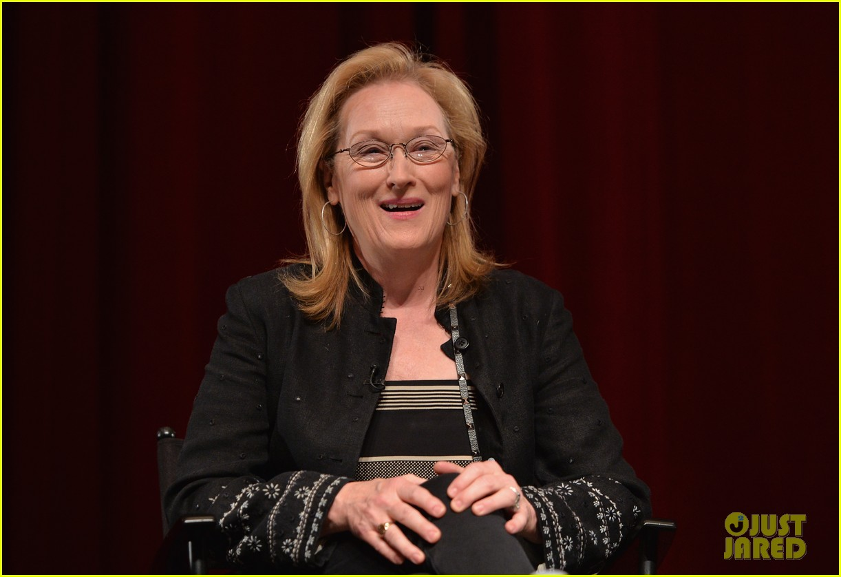 meryl streep august osage county l a screening 143023568