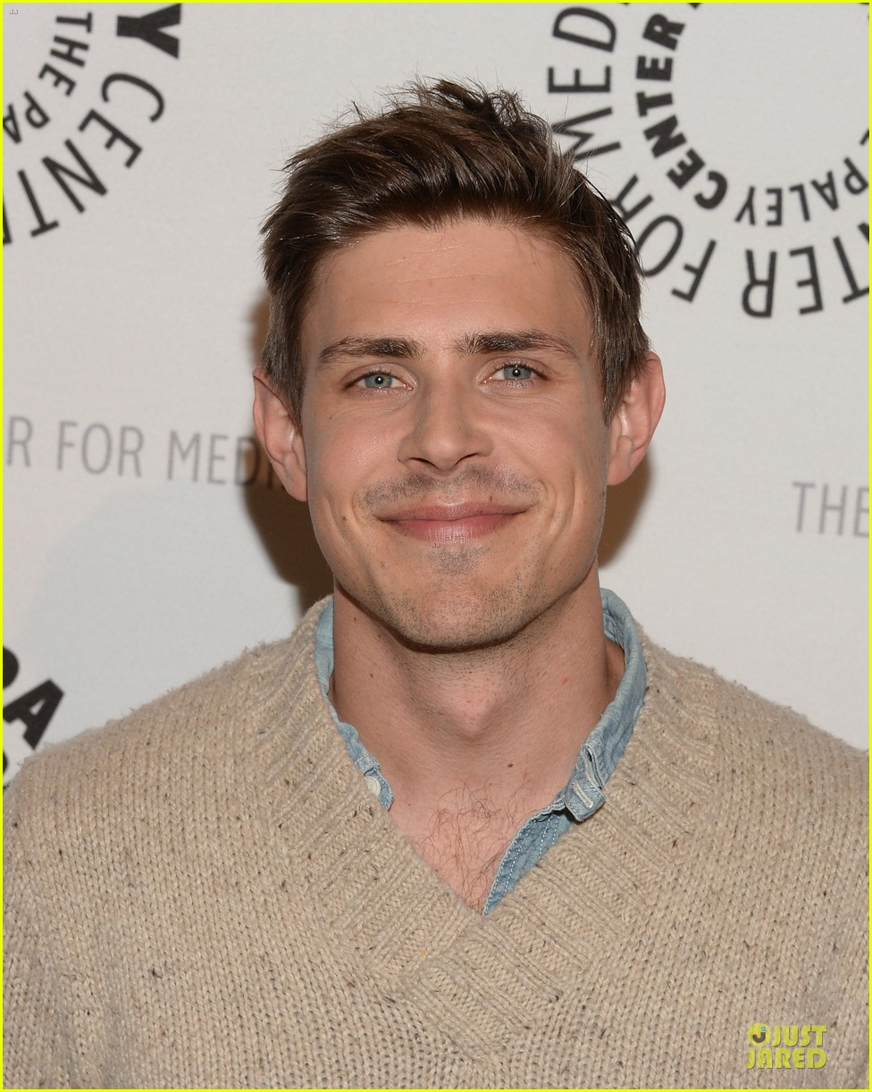 I am just pitifully nostalgic. I can't h by Chris Lowell ... Geoff Stults Enlisted