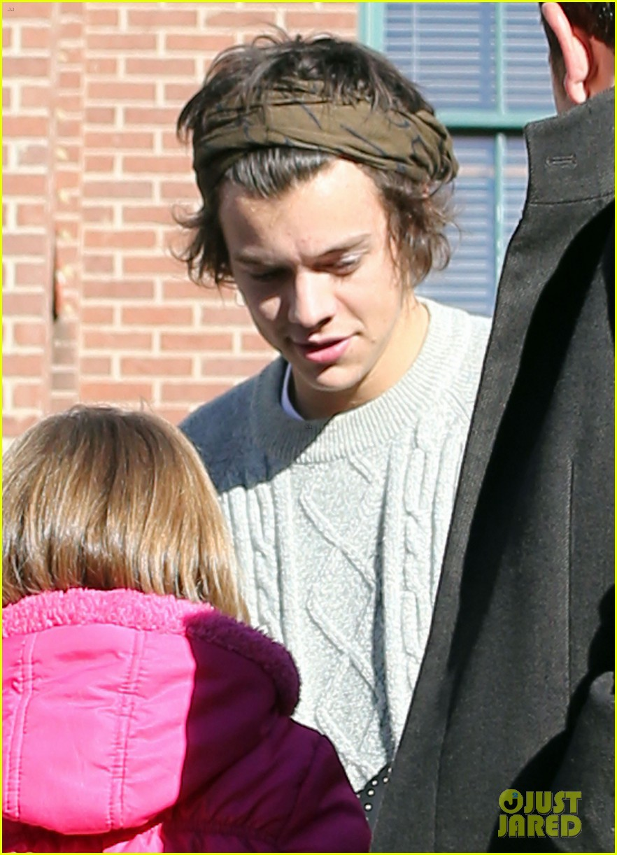 harry styles supports wish i was here cast at sundance 153035153