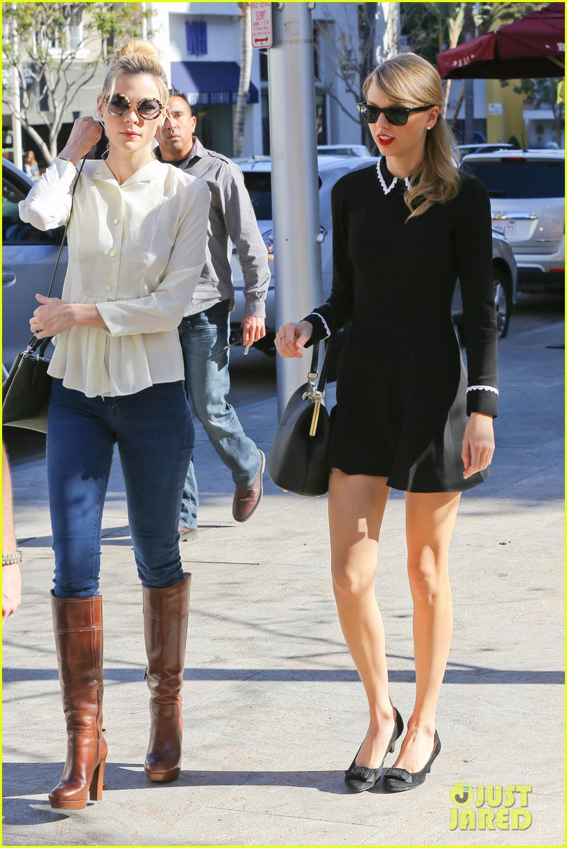 taylor swift bouchon lunch with new friend jaime king 153036483