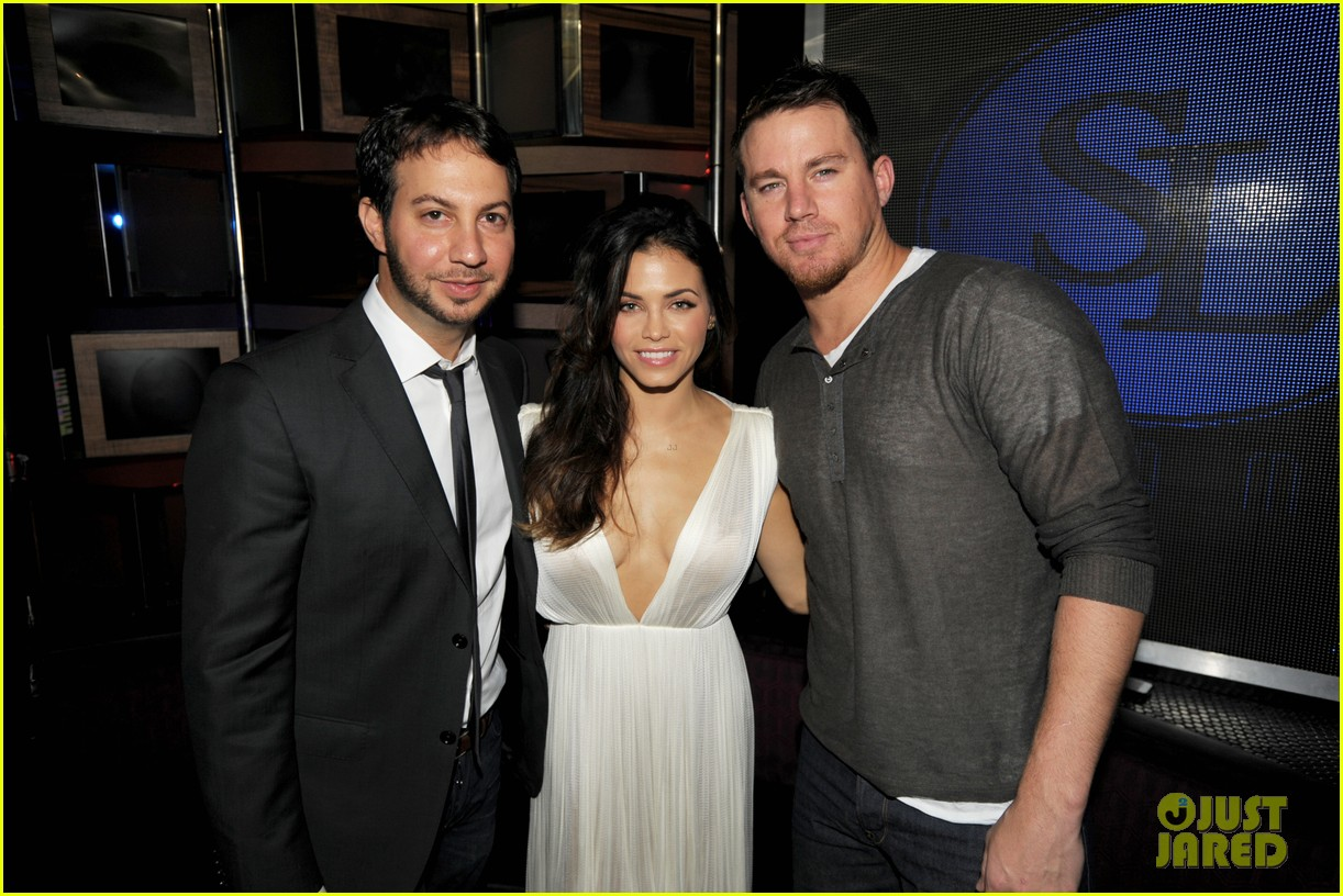channing tatum jenna dewan ocean drive magazine party 023038525