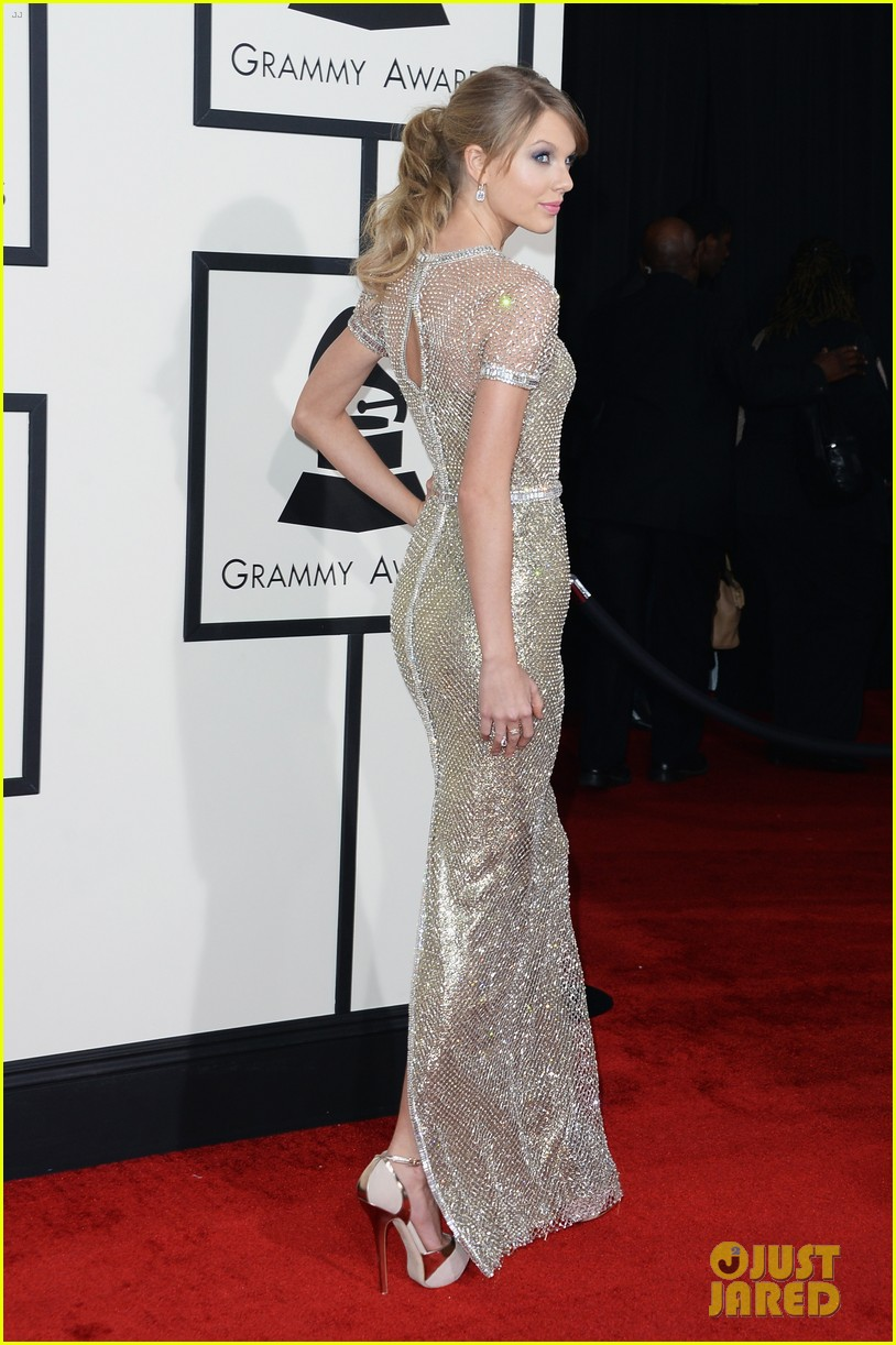 Taylor Swift - Grammys 2014 Red Carpet: Photo 3041242 | 2014