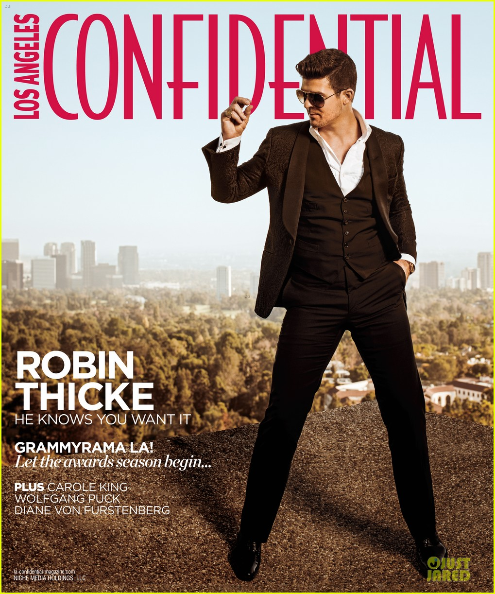 robin thicke covers la confidential grammy issue 053022148