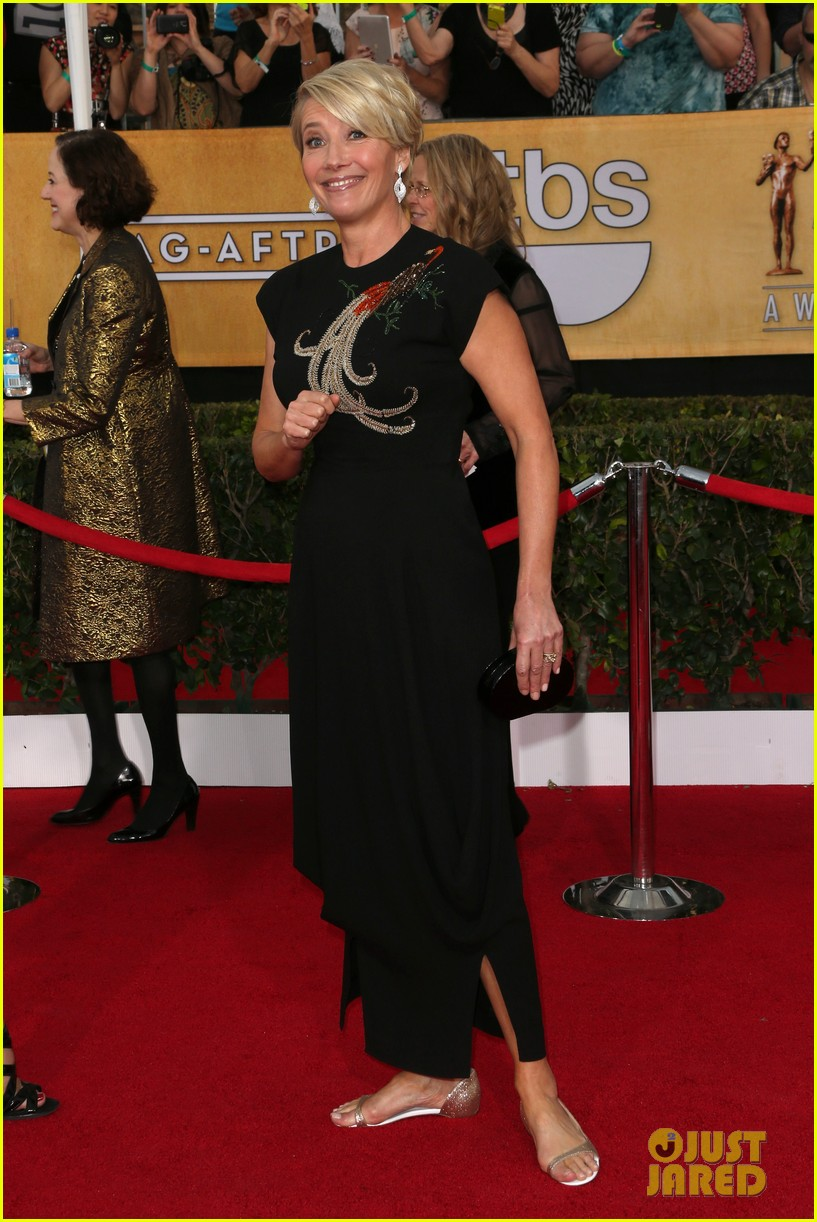 emma thompson sag awards 2014 red carpet 073034844