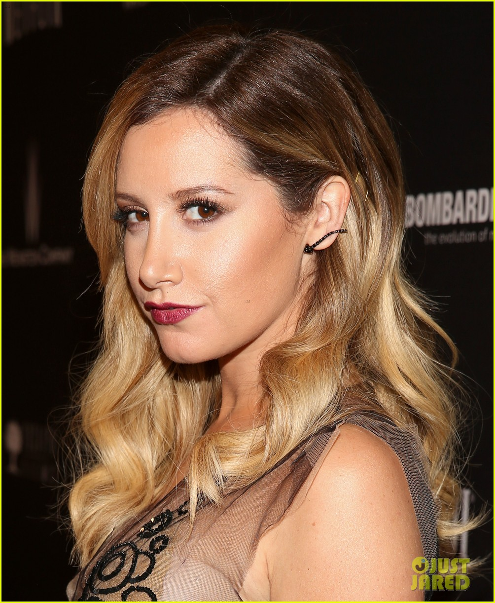 ashley tisdale nikki reed golden globes after parties 2014 09