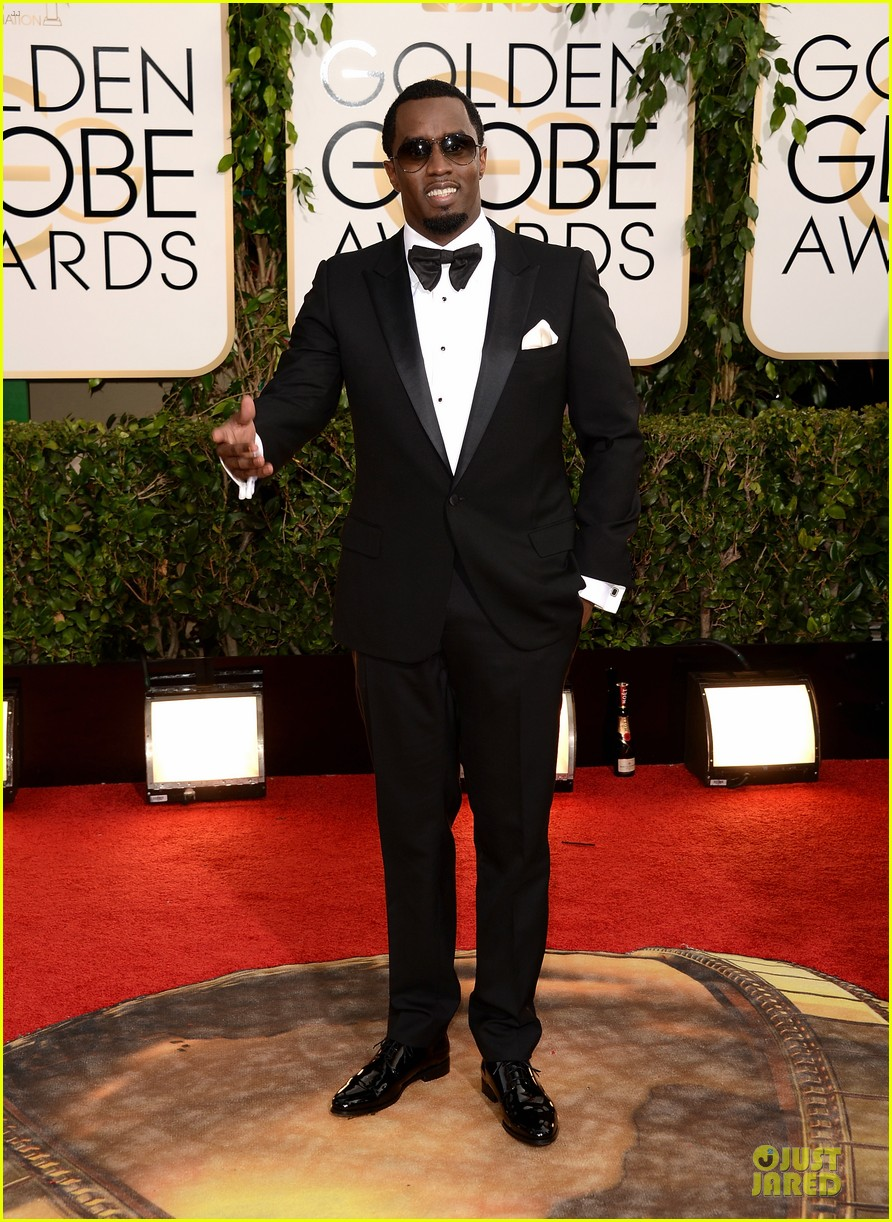 usher sean combs golden globes 2014 presenters 093029751