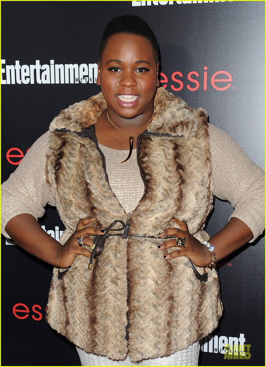 alex newell blonde