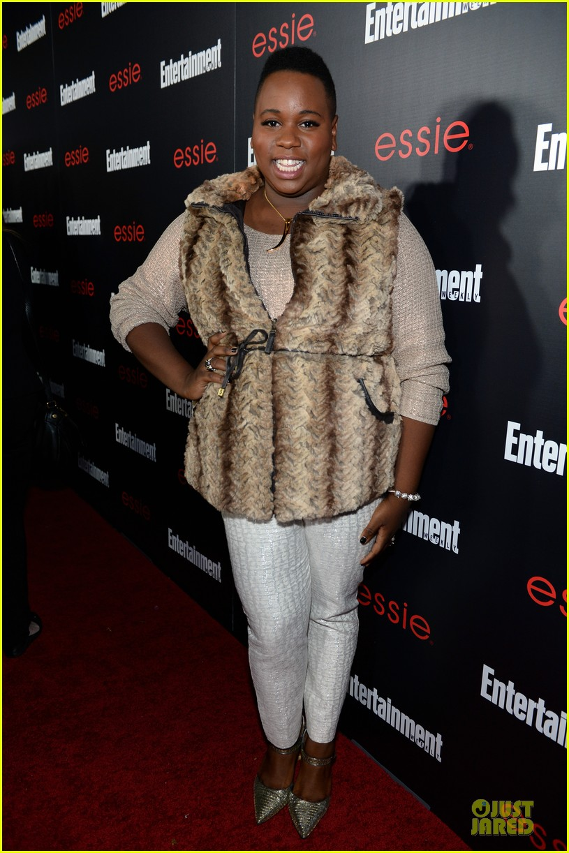 jenna ushkowitz alex newell ew sag nominees party 063034188