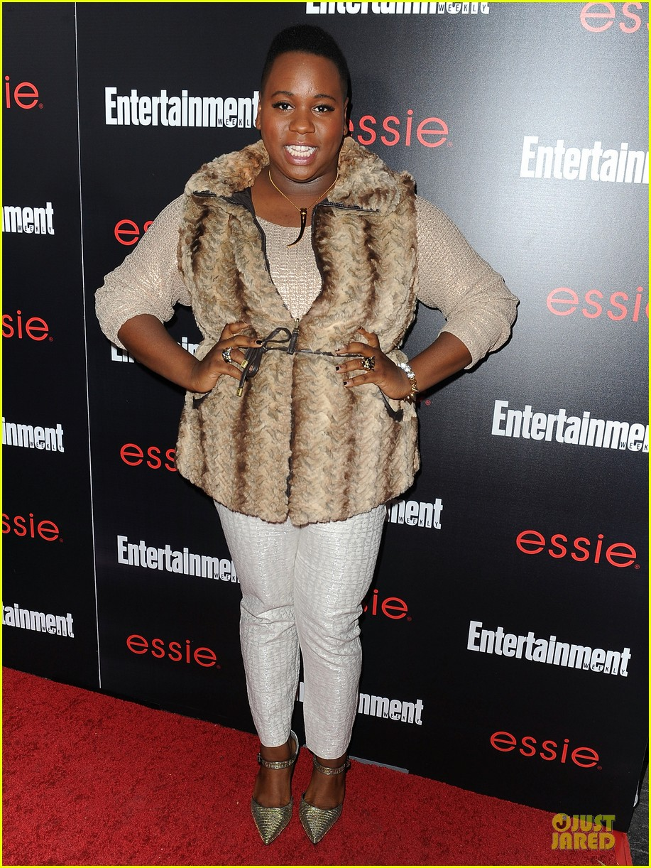 jenna ushkowitz alex newell ew sag nominees party 133034195