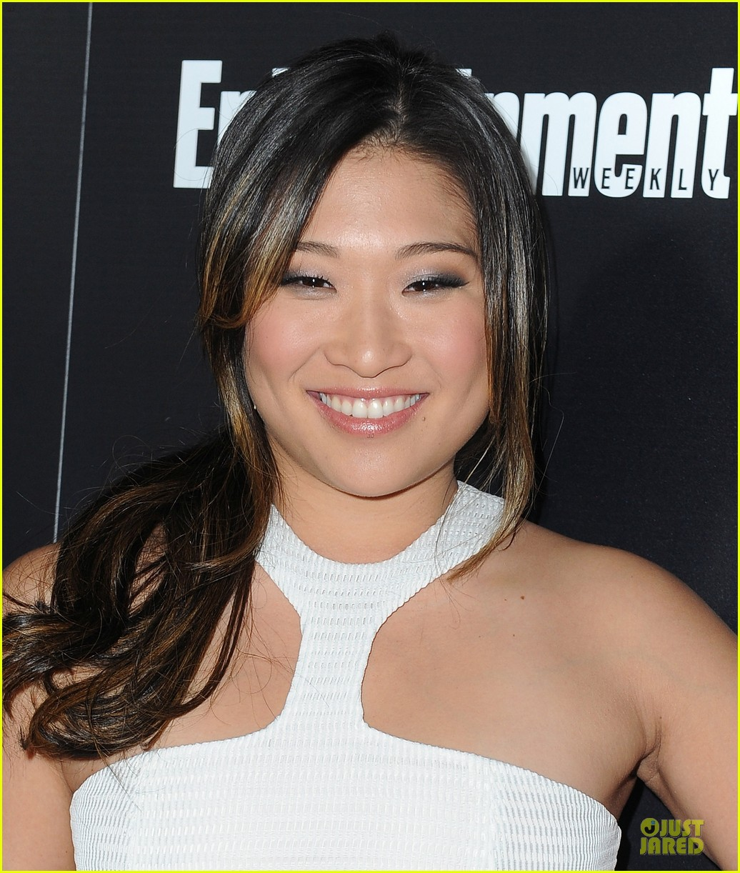 jenna ushkowitz alex newell ew sag nominees party 163034198