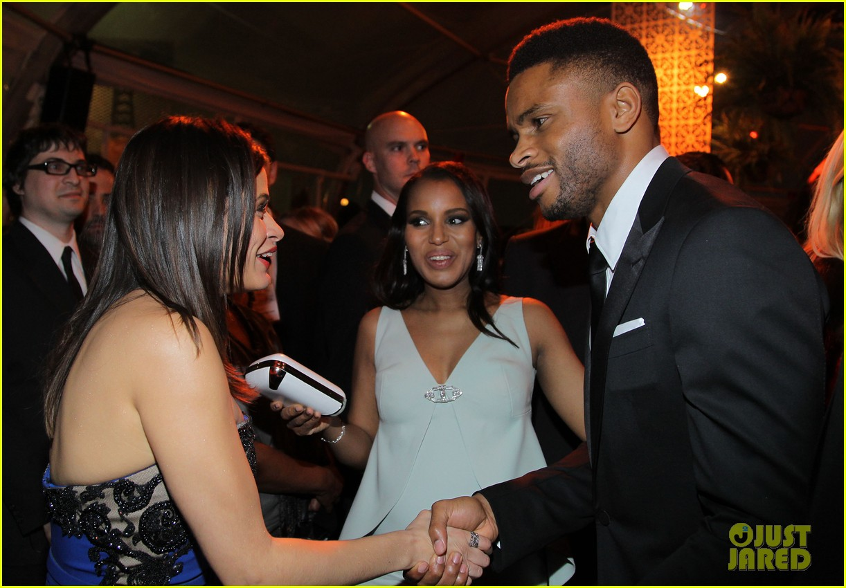 kerry washington nnamdi asomugha golden globes after party 2014 02
