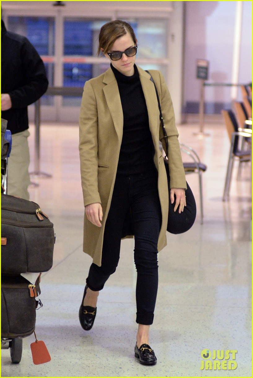 emma watson leaves new york city after quick trip 123037684