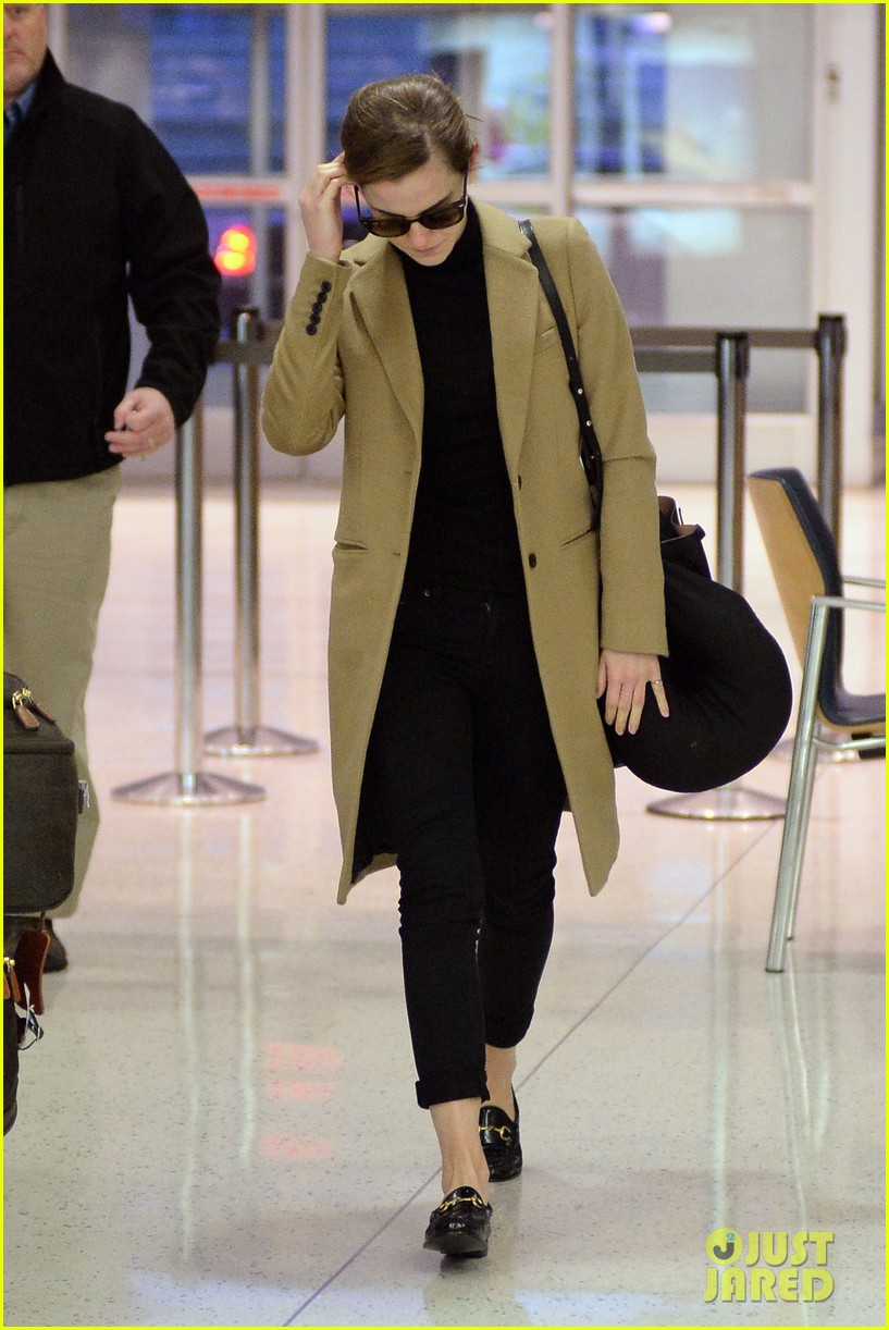 emma watson leaves new york city after quick trip 173037689
