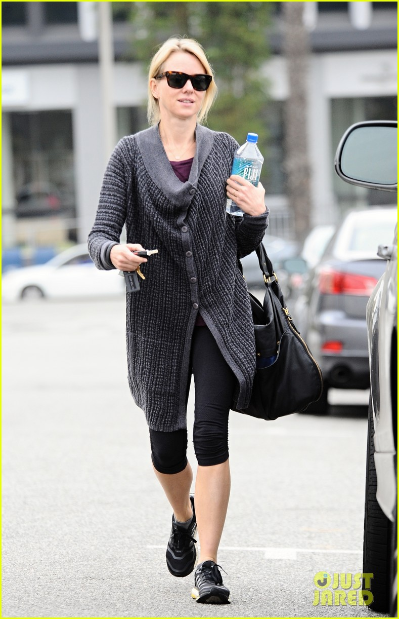naomi watts works out after her fun girls night out 023044458