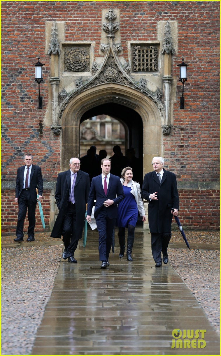 prince william first day of school at cambridge 073024510