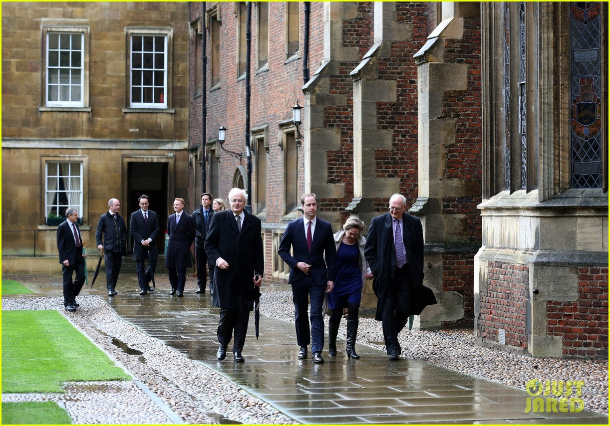 prince william first day of school at cambridge 093024512