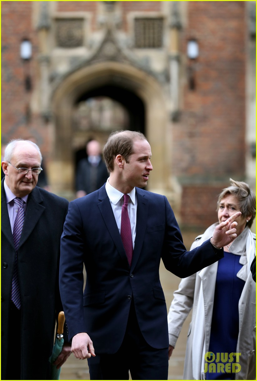 prince william first day of school at cambridge 113024514