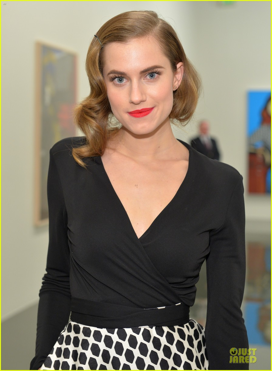 allison williams abbie cornish journey of a dress exhibition opening 043027784