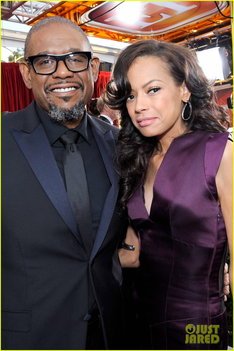 oprah winfrey forest whitaker sag awards 2014 red carpet 04