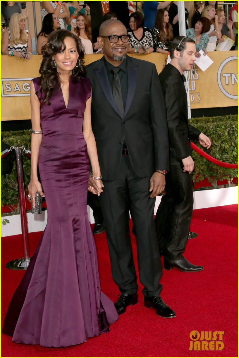 oprah winfrey forest whitaker sag awards 2014 red carpet 053034829
