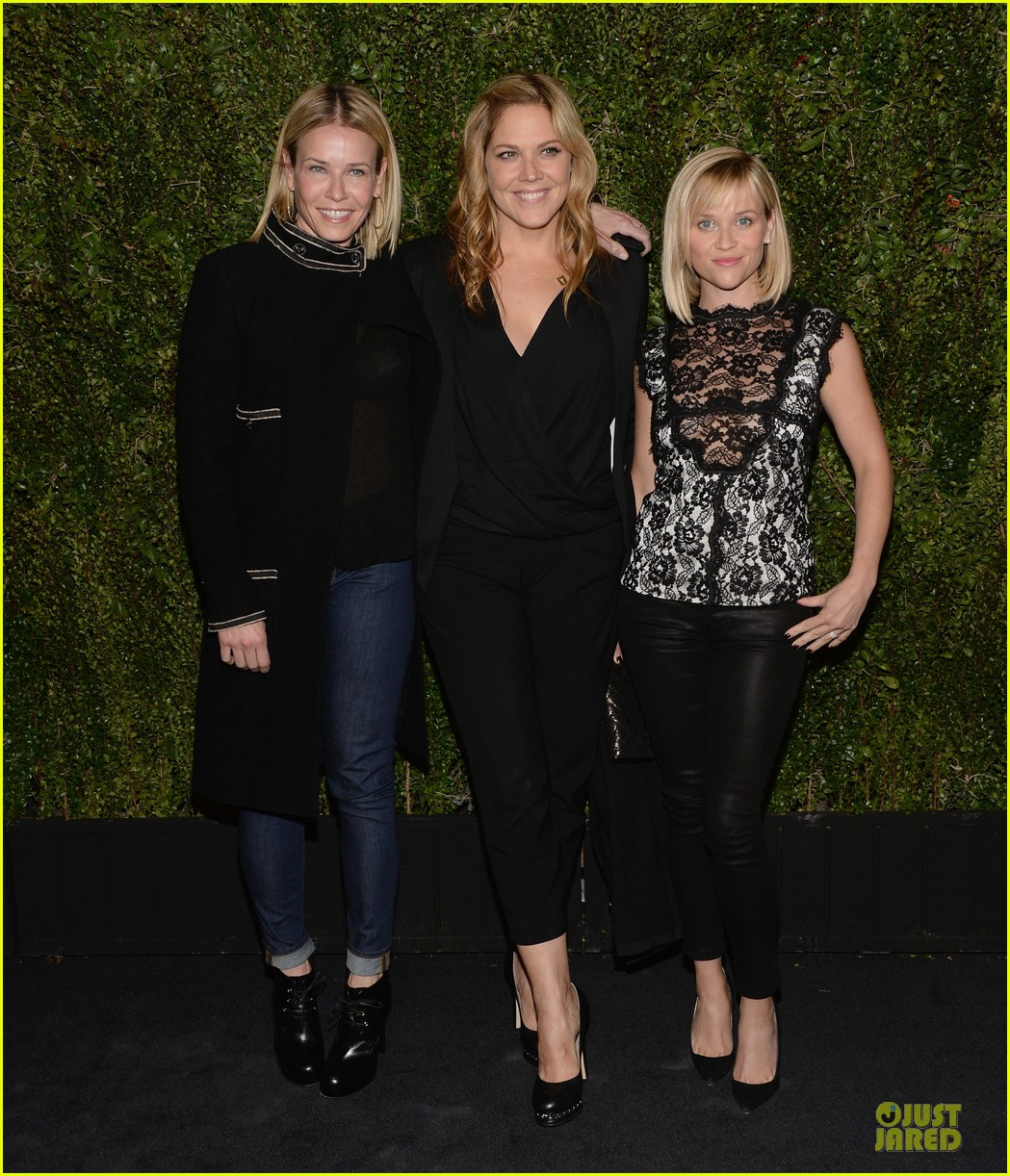 reese witherspoon busy philipps drew barrymore book celebratiion 13