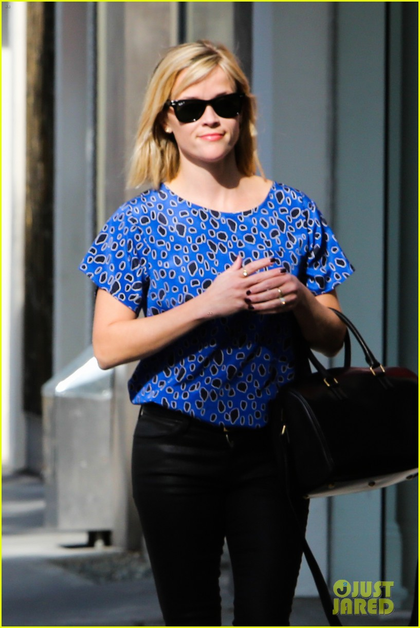 reese witherspoon keeps busy with shopping meetings 213038847