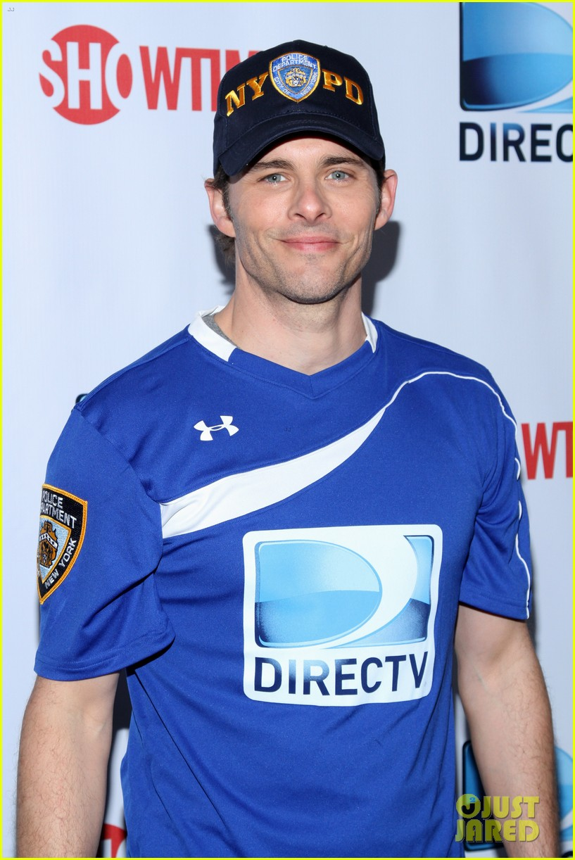 aaron paul james marsden directv beach bowl 2014 players 01