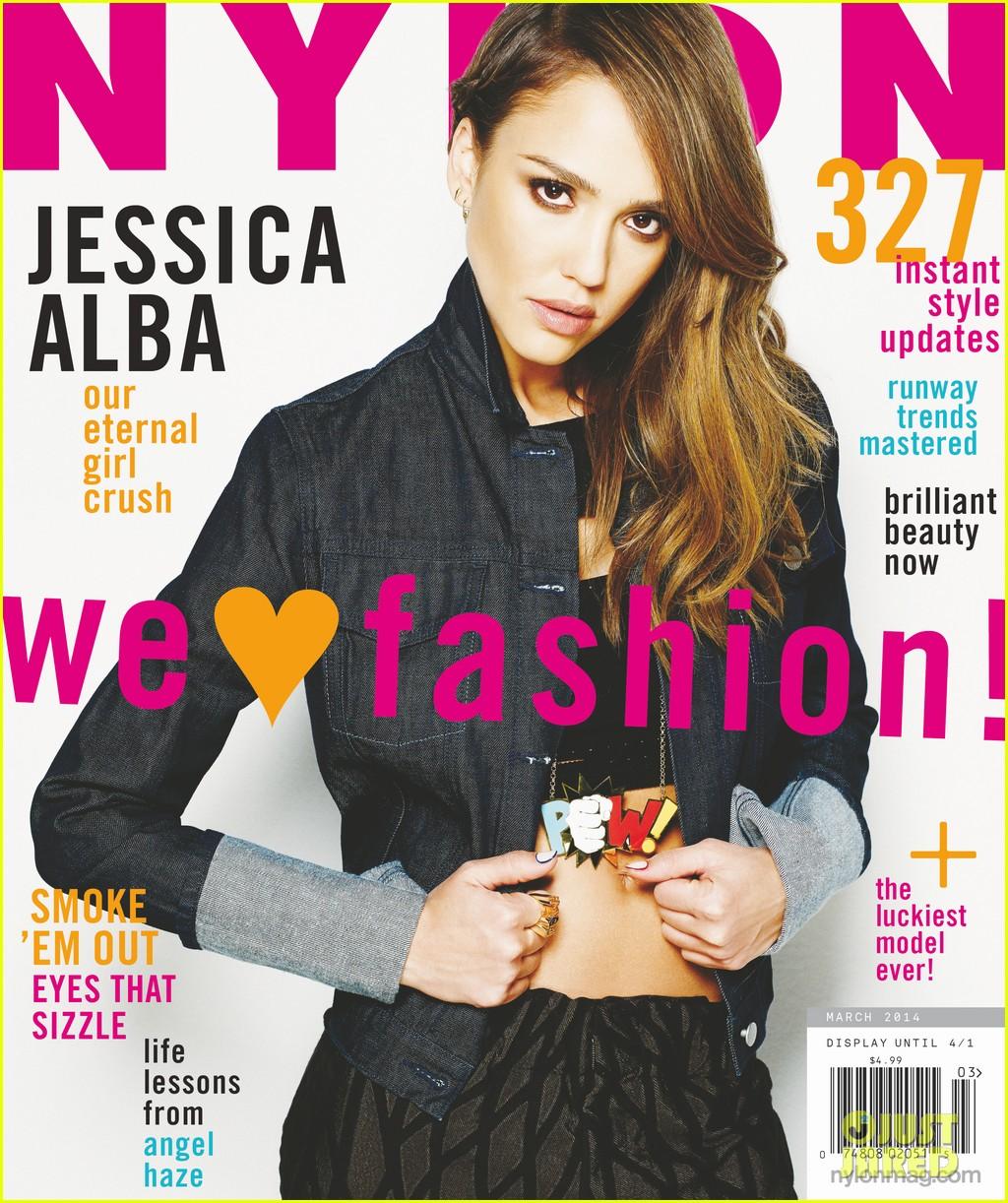 jessica alba covers nylon march 2014 013061009