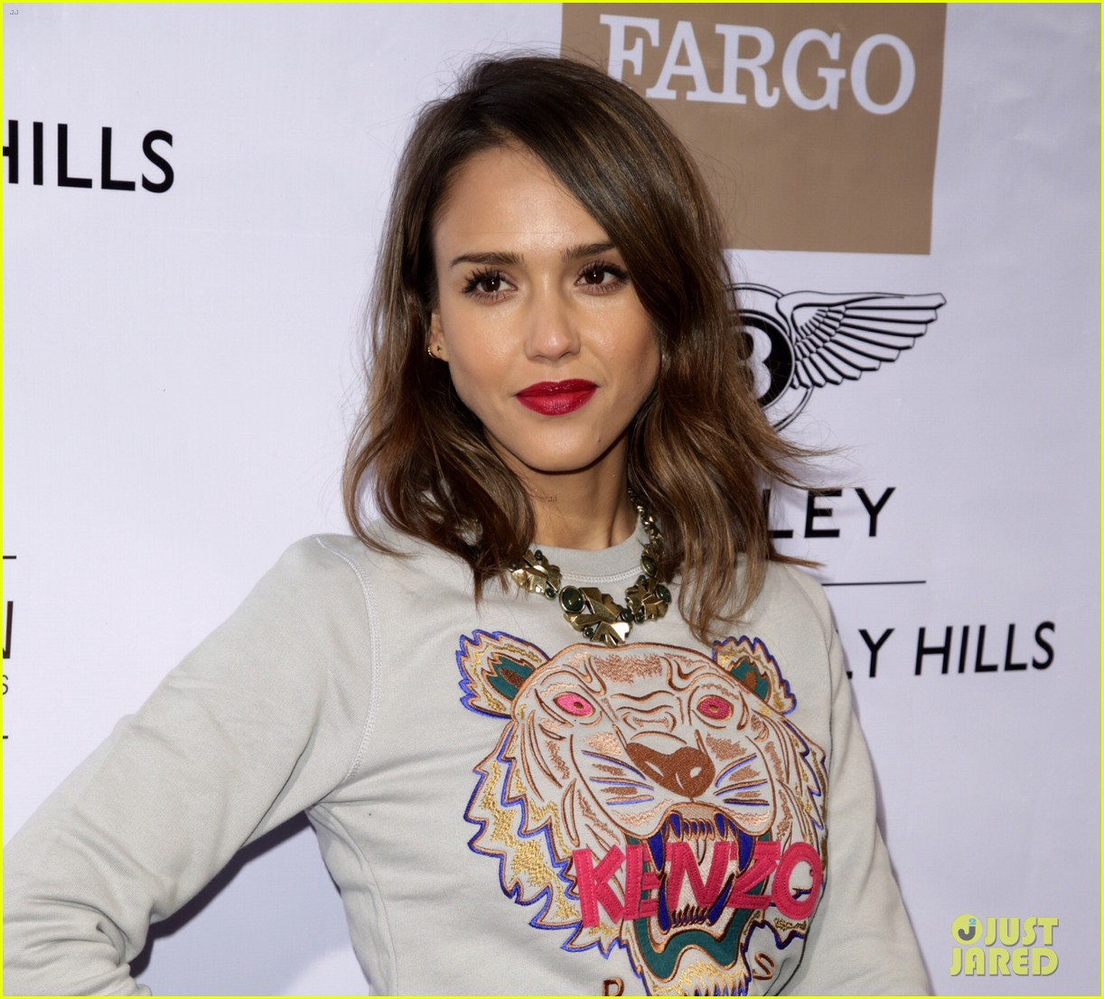 jessica alba i was told i look like rihanna its going to be a good day 073048369