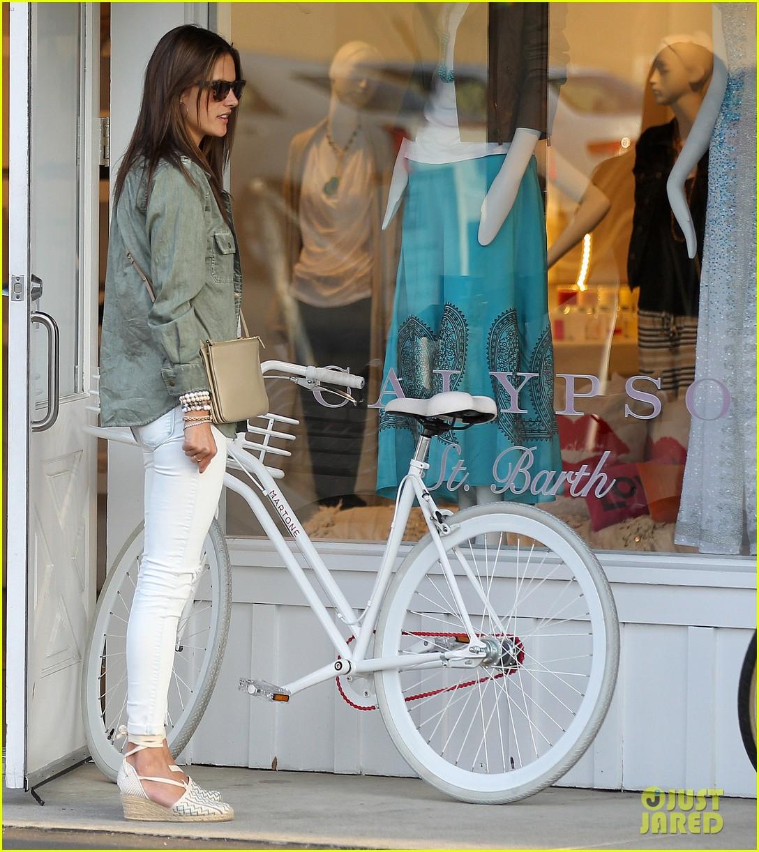 alessandra ambrosio launches fashion line ale by alessandra 063059670