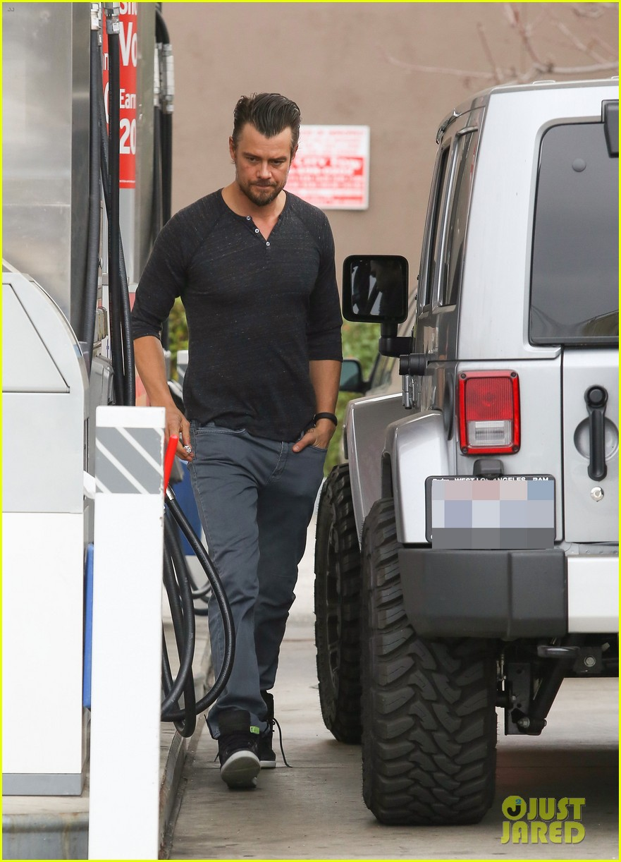 josh duhamel maybe axl north west will get together someday 063045582