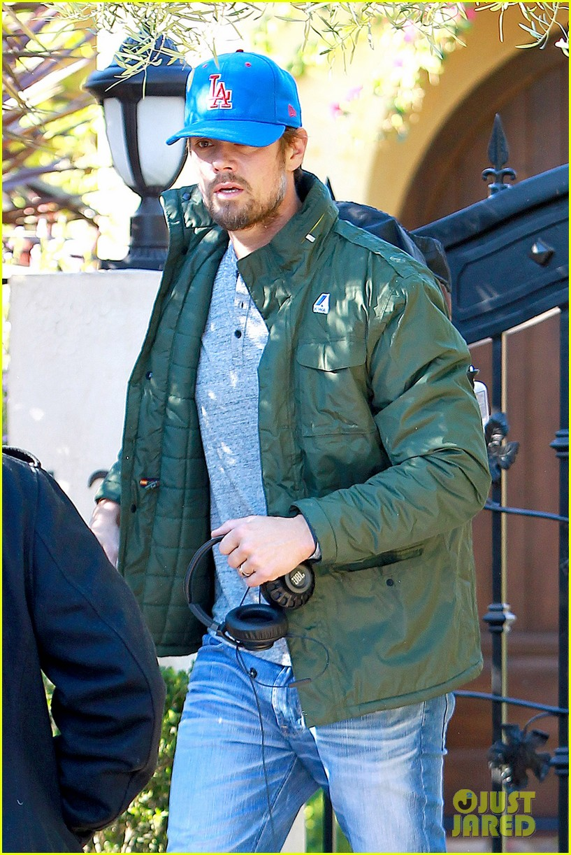 josh duhamel maybe axl north west will get together someday 143045590