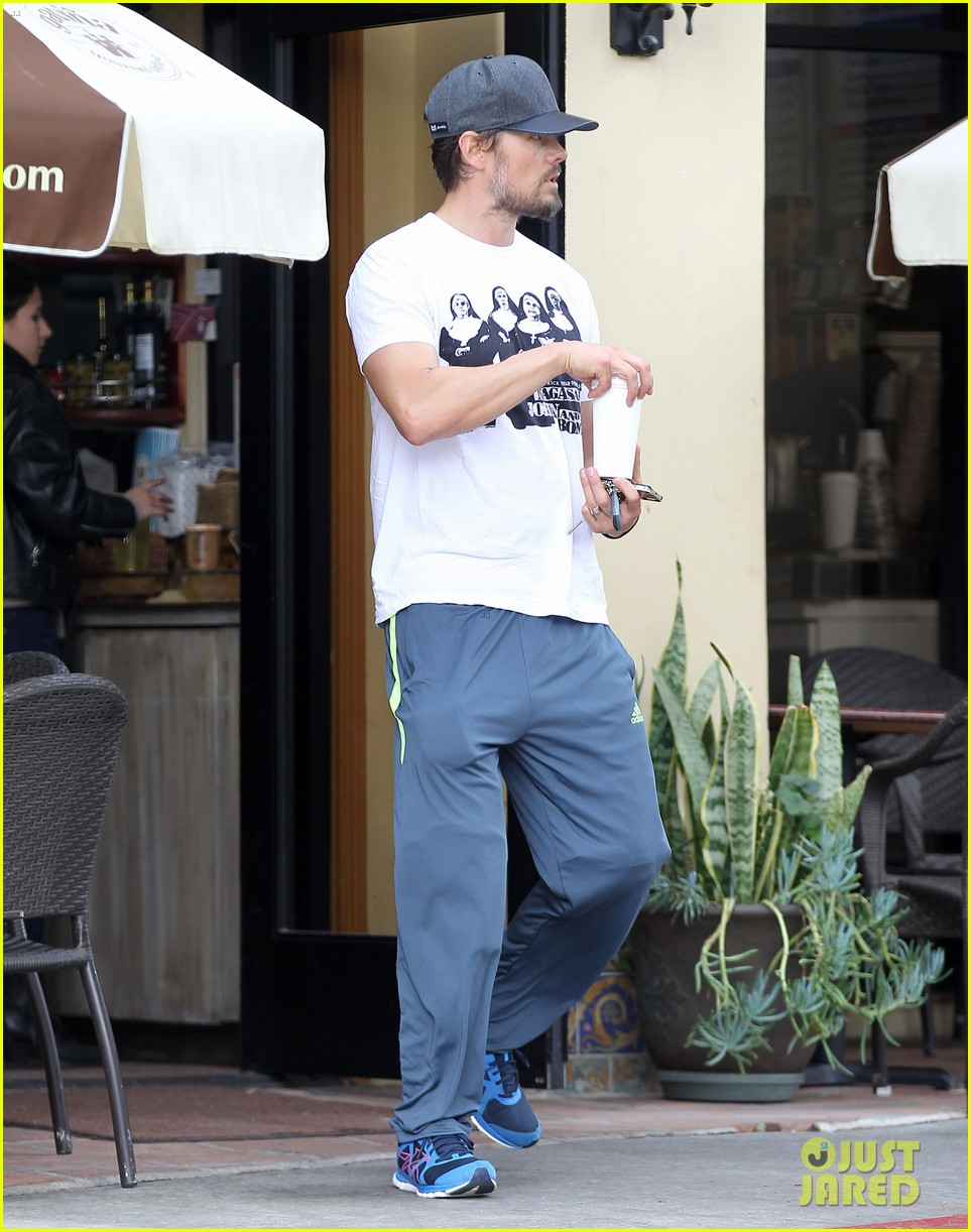 josh duhamel maybe axl north west will get together someday 213045597