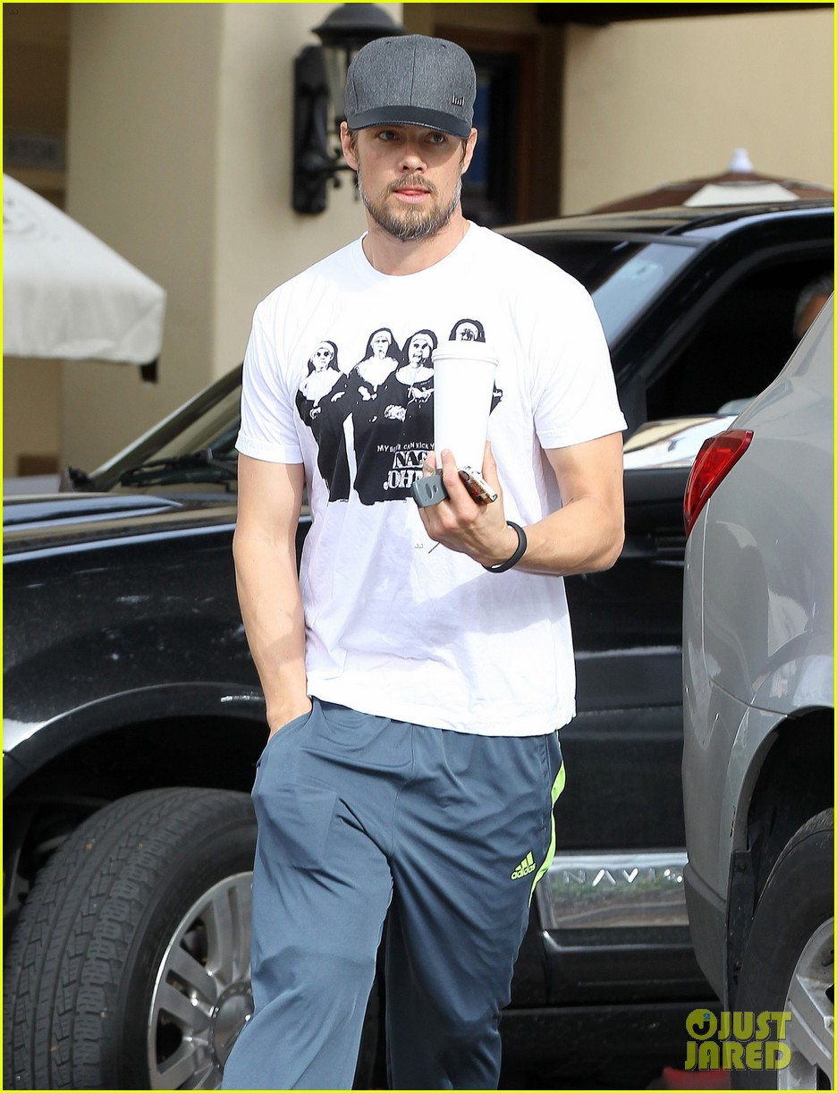 josh duhamel maybe axl north west will get together someday 223045598