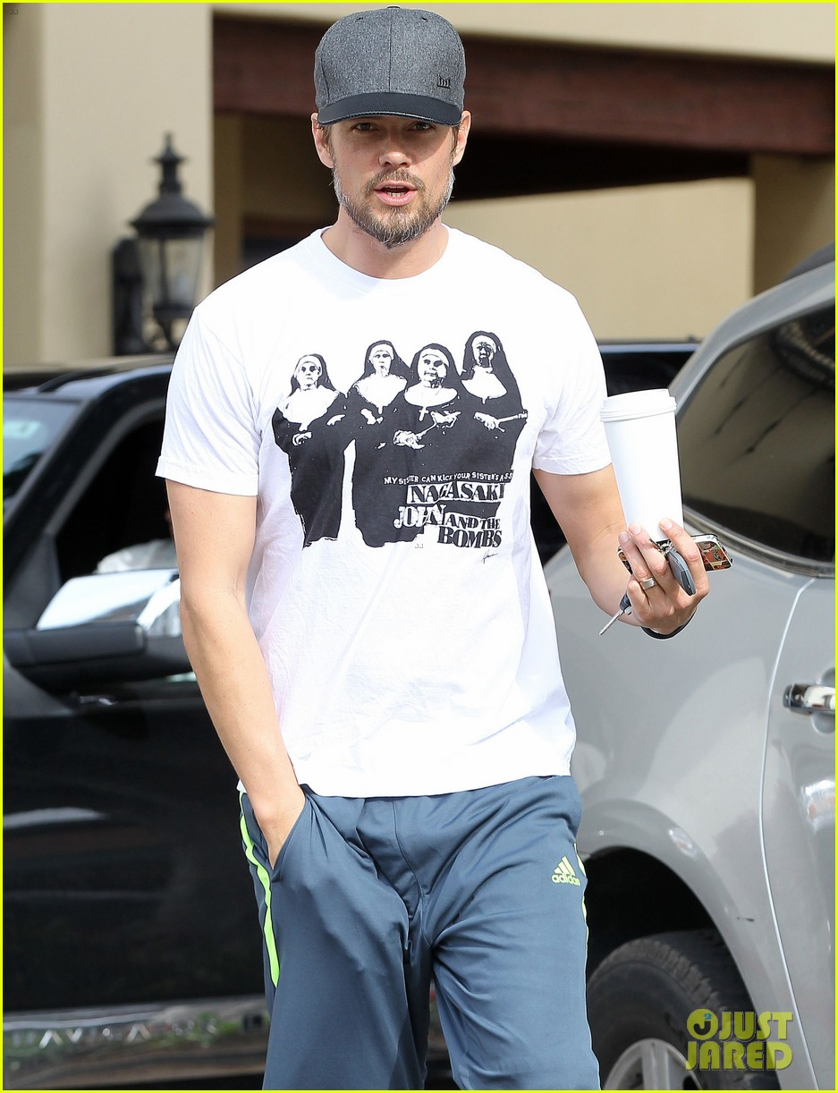 josh duhamel maybe axl north west will get together someday 233045599