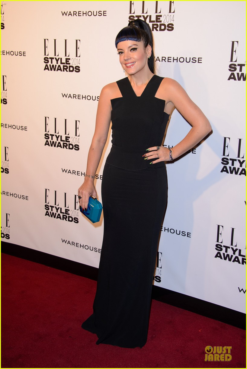 samantha barks felicity jones elle style awards 2014 133055853
