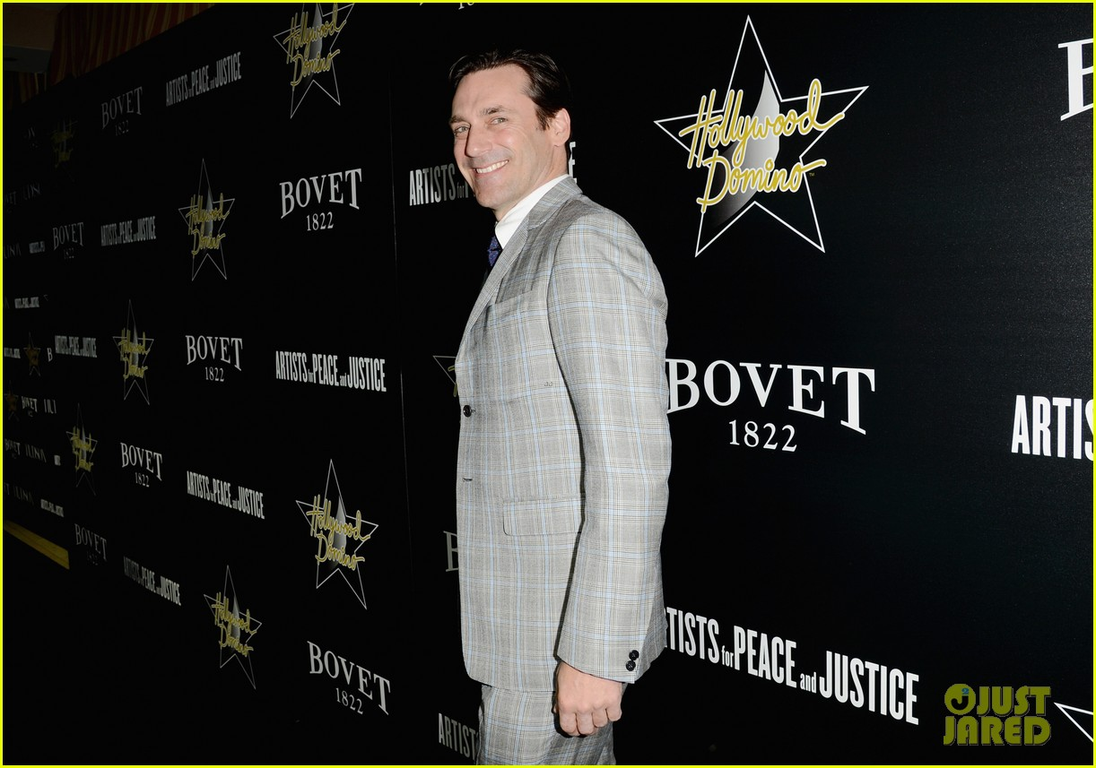 kate beckinsale jon hamm hollywood domino gala 2014 08