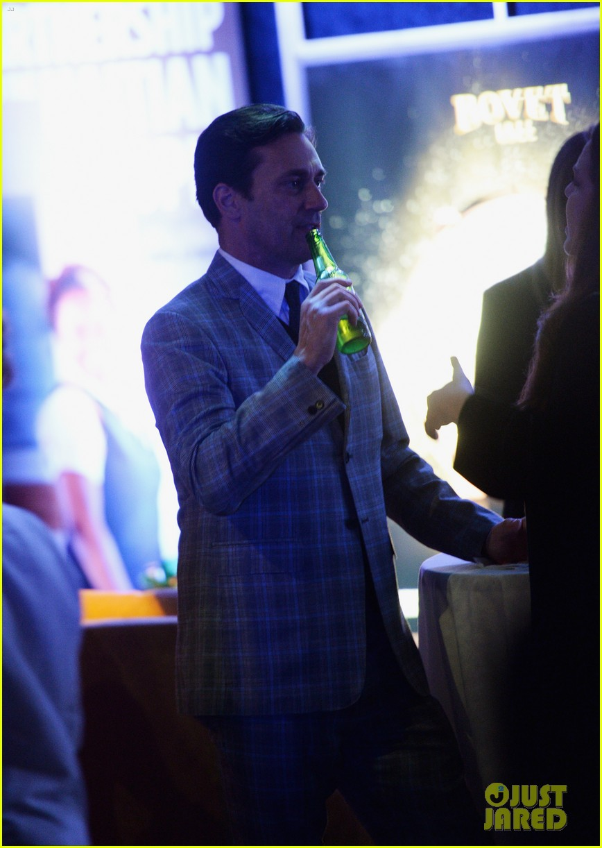 kate beckinsale jon hamm hollywood domino gala 2014 193062143