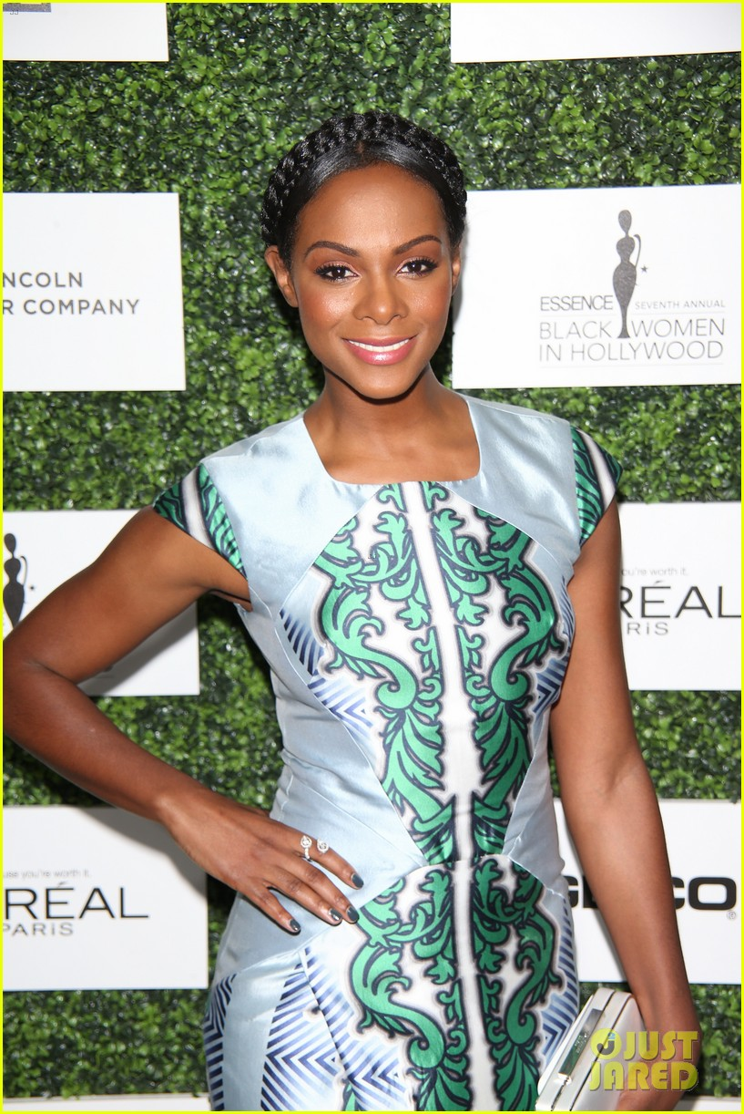 nicole beharie xosha roquemore essence luncheon 2014 063062167