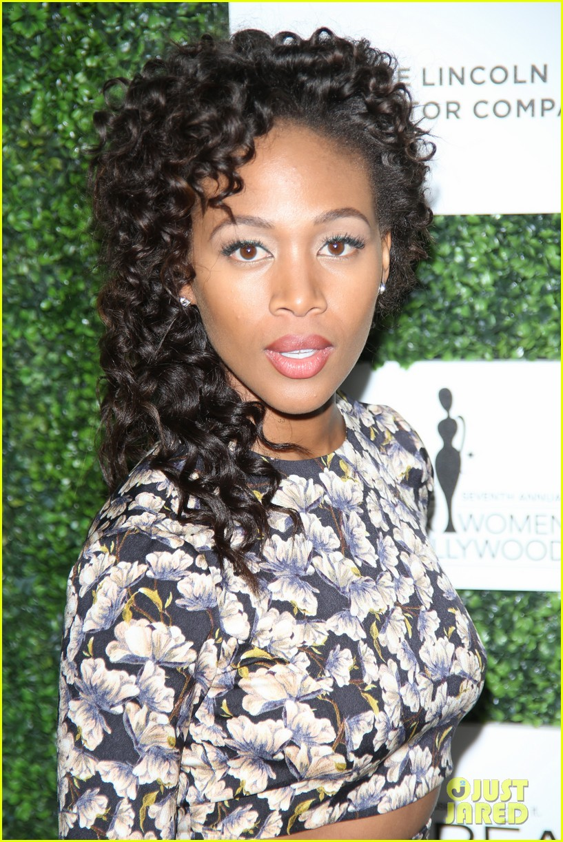 nicole beharie xosha roquemore essence luncheon 2014 083062169