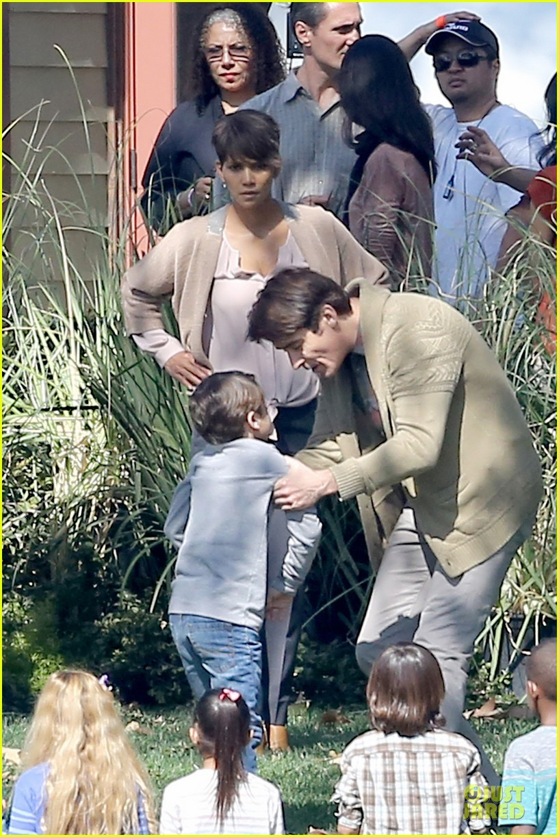 halle berry spends valentines day filming extant with goran visnjic 043053725