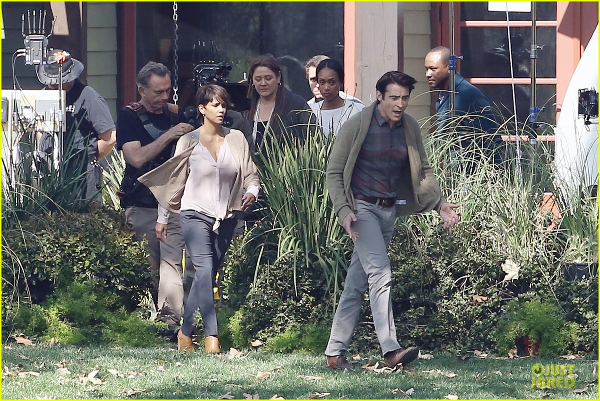 halle berry spends valentines day filming extant with goran visnjic 173053738