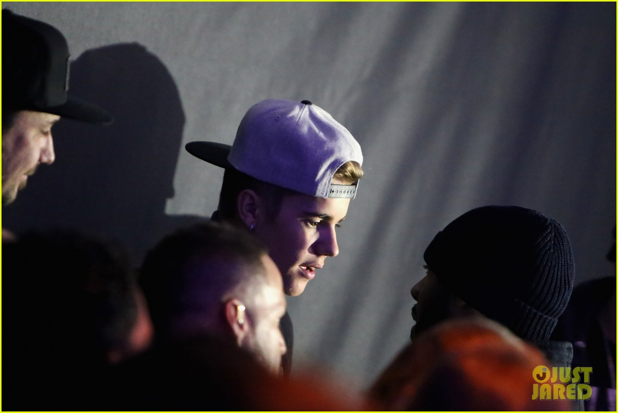 justin bieber hits up maxim super bowl party after plane flagged by customs 023045506