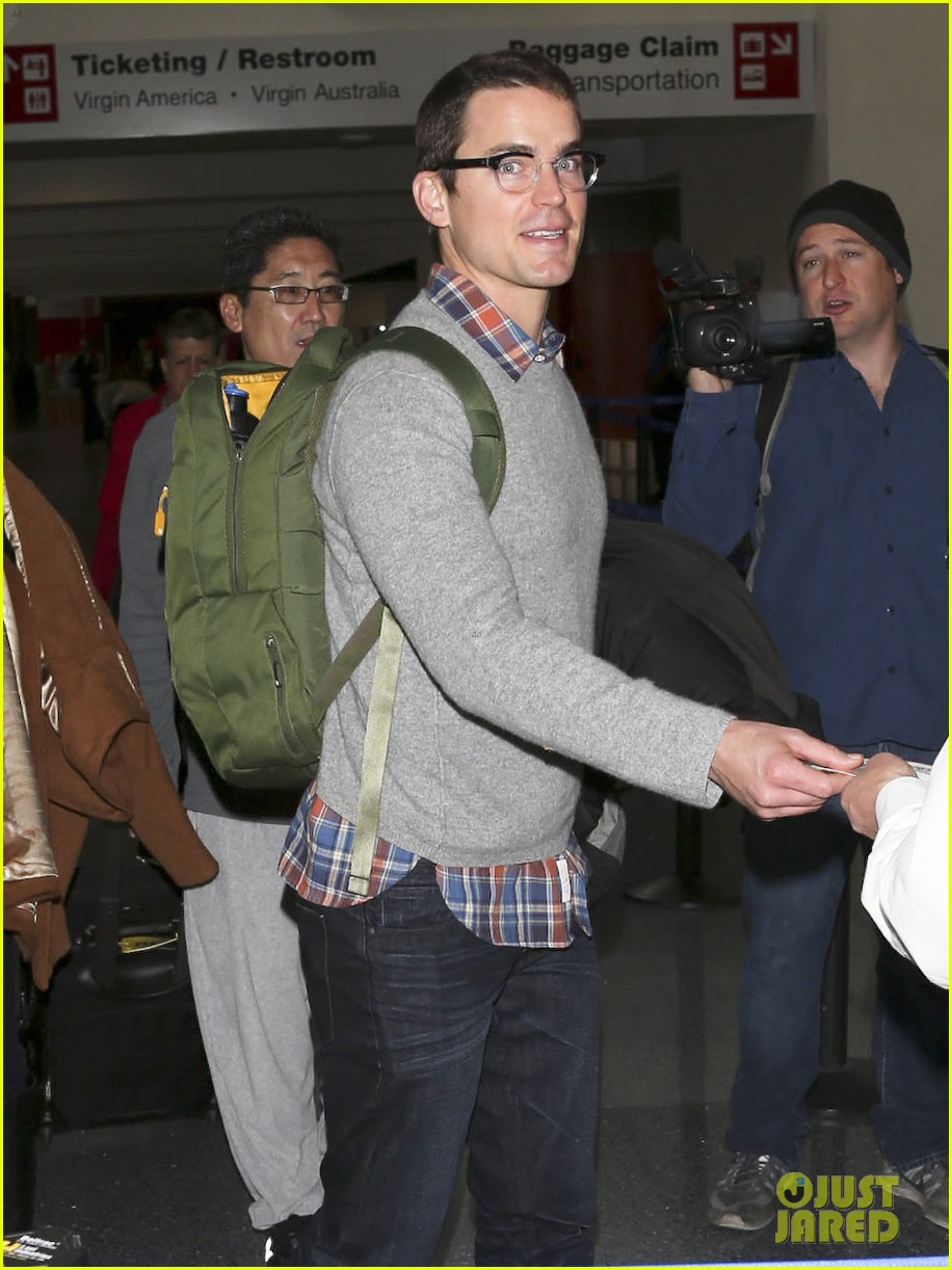 matt bomer makes us melt with that sexy smile new photos 12