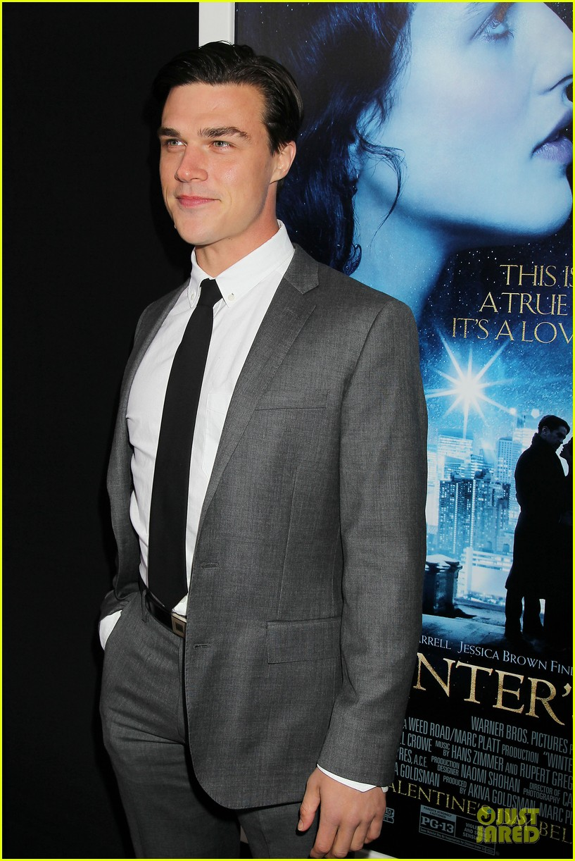 matt bomer lucy griffiths winter tale nyc premiere 09