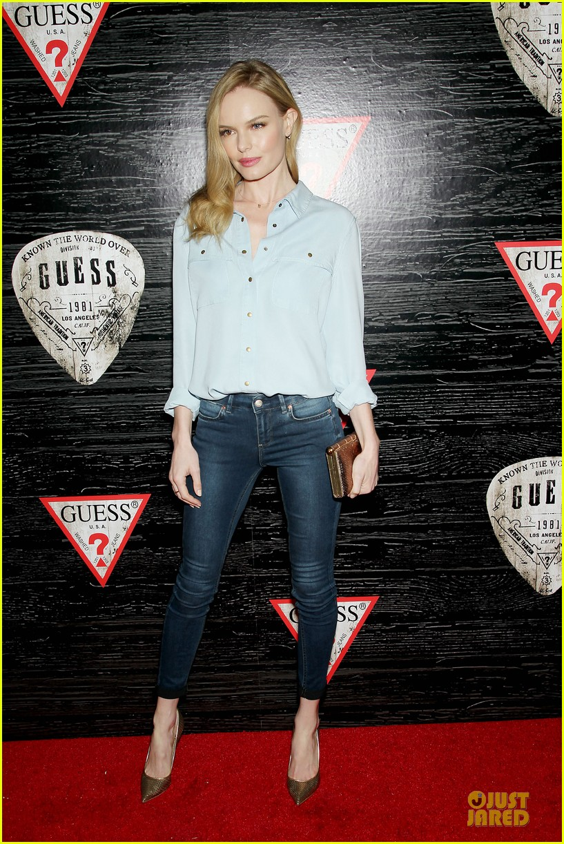 kate bosworth anna kendrick guess nashville collection celebration 013051707
