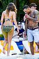 kelly brook bikini babe with macho boyfriend david mcintosh 21